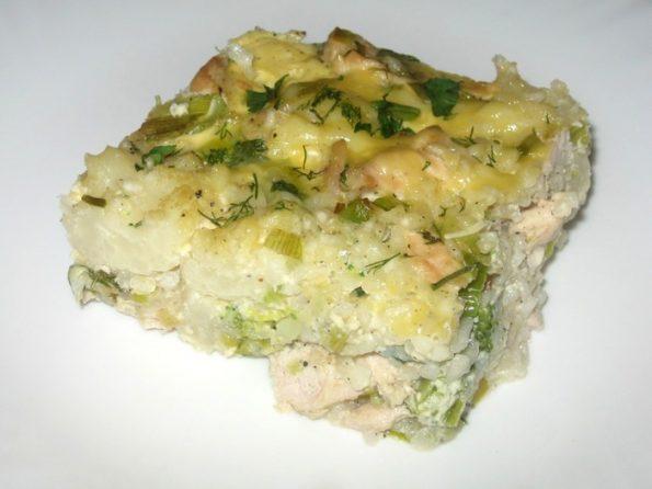 Cauliflower Timbala
