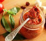 Sicilian pesto rosso