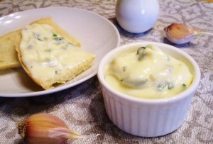 Aioli sauce-Mayonnaise with garlic