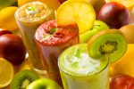 Smoothie with analgesic effect