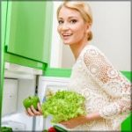 Lettuce diet help you lose pounds and gain health
