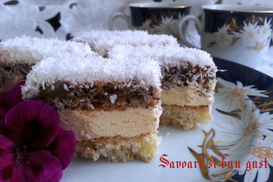 prajitura-din-foi-cu-nuca-si-crema-de-vanilie